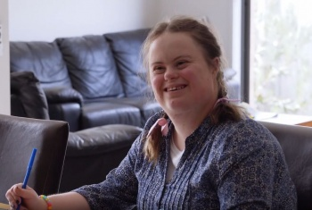 Supported Independent Living helped Anna move into a rental house