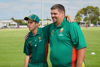 NDIS visits the National Cricket Inclusion Championships