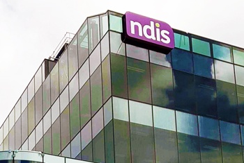 The NDIS building